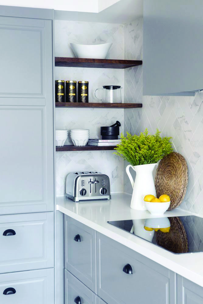 Kitchen Wall Cabinets With Drawers
