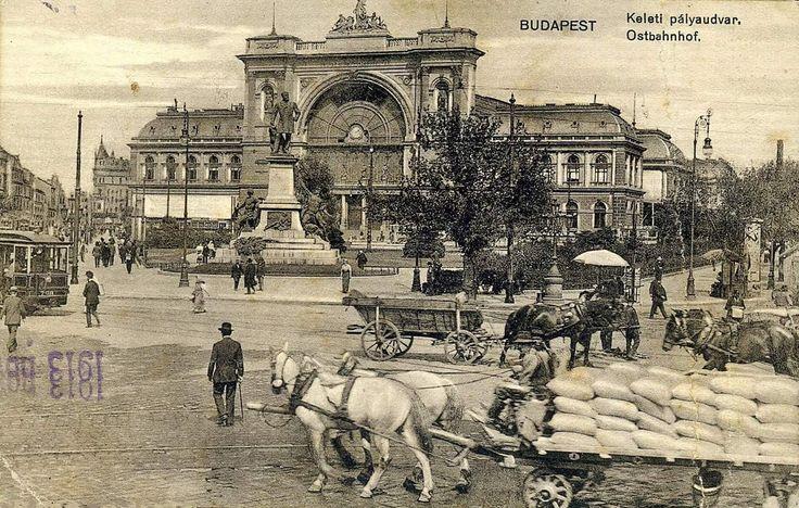 Budapest 1913