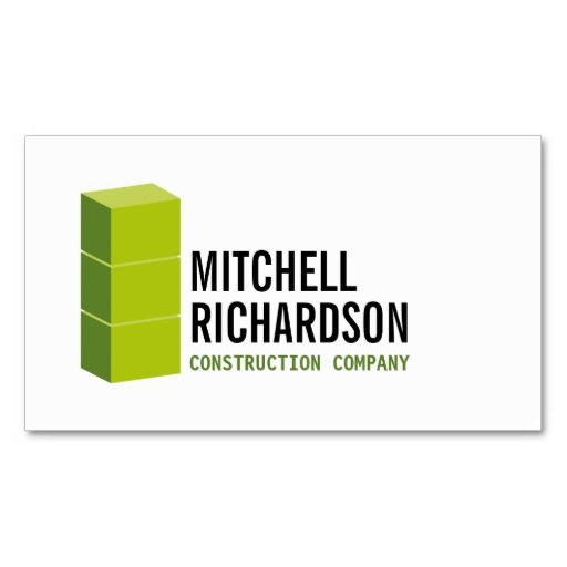 26 best business cards for attorneys and lawyers images on for Construction business card templates
