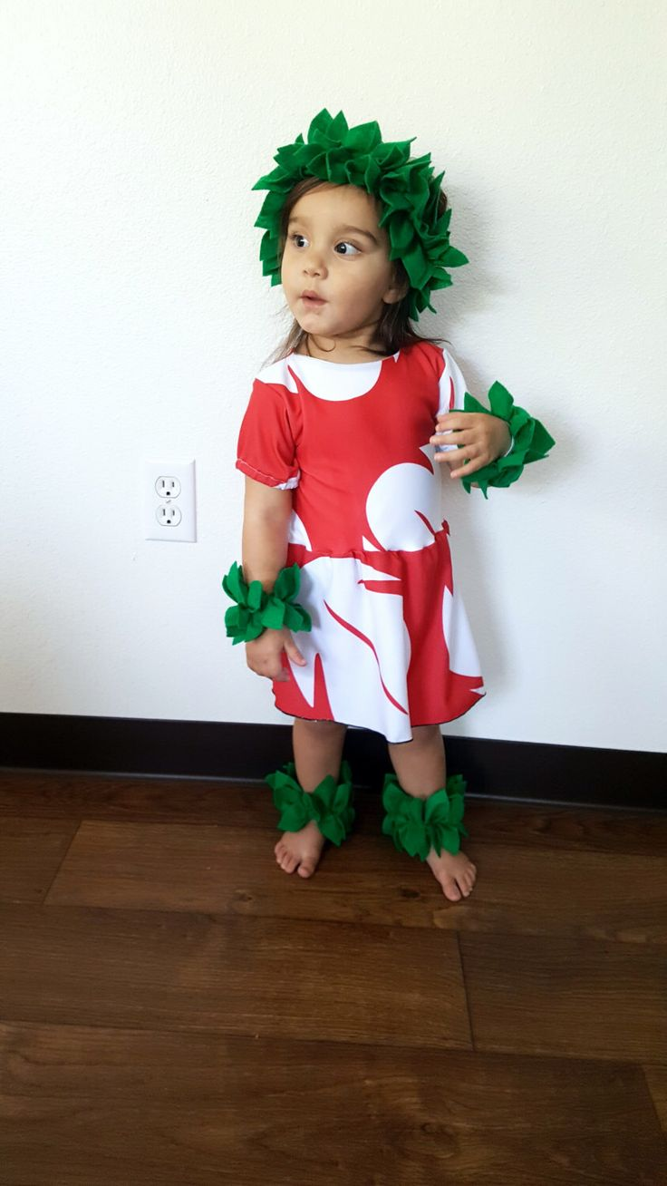 Handmade Lilo Dress Costume by BlossomandBloomKids on Etsy https://www.etsy.com/listing/480940699/handmade-lilo-dress-costume