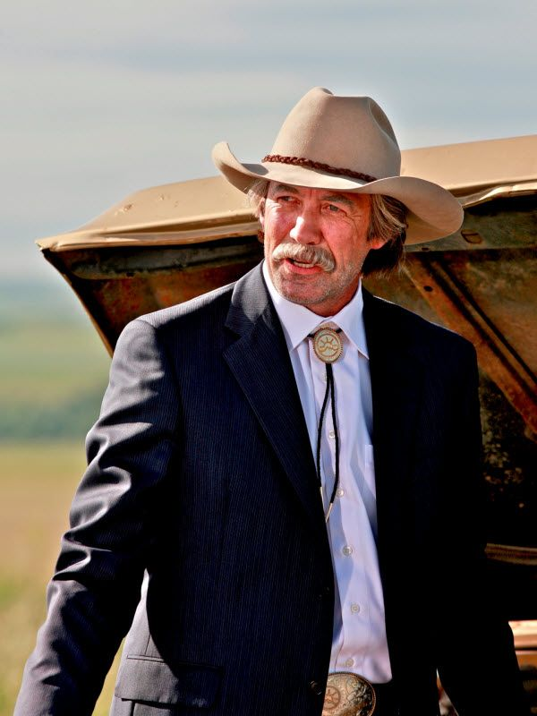 Jack Bartlett from Season 3 of Heartland. The truck breaks down on the way to a wedding with Lisa.