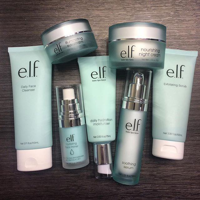 #playbeautifully #elfcosmetics #skincare