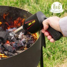 Ventilador-Pistola para Barbecue BBQ Classics