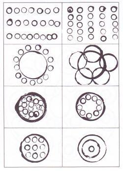 des ronds