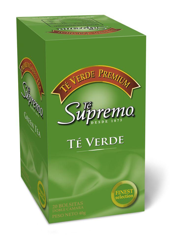 Te Supremo Premium Verde Ayuda a tu organismo a bajar de peso. Comprar Ahora: http://bit.ly/2kWHeYI