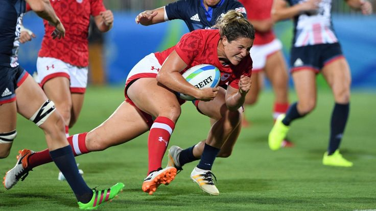 Neil Davidson   Captain Kelly Russell leads a strong Canadian team against top-ranked New Zealand on Friday in a preview of their Women's Rugby World Cup showdown in August. Friday's match in Wellington, New Zealand, comes on Day 1 of the International Women's Rugby Series,... - #Ahead, #Canadian, #CBC, #Cup, #Face, #Rugby, #Showdown, #Sports, #Women, #World, #World_News, #Zealand