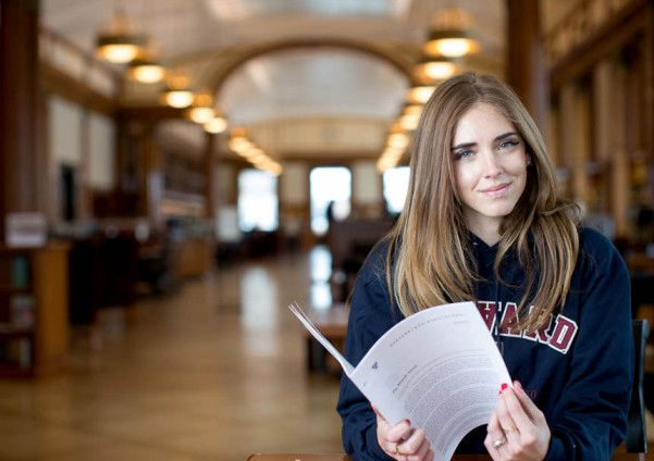10 Things We Learned About the Business of Blogging From Chiara Ferragnis Harvard Study