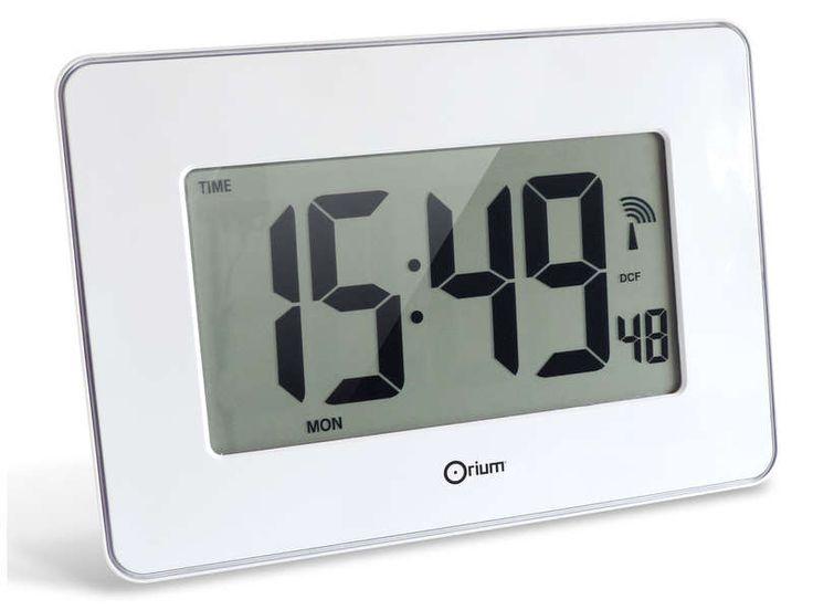 Horloge digitale AGENDA - Vente de Horloge - Conforama