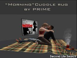 PrimBay - Morning Cuddle rug - by PRIME