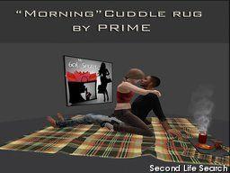 PrimBay - Morning Cuddle rug - by PRIME
