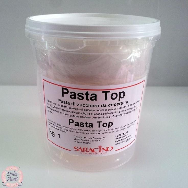 Pasta di zucchero Saracino TOP - 1KG