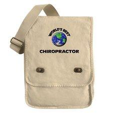 Worlds Best Chiropractor Field Bag