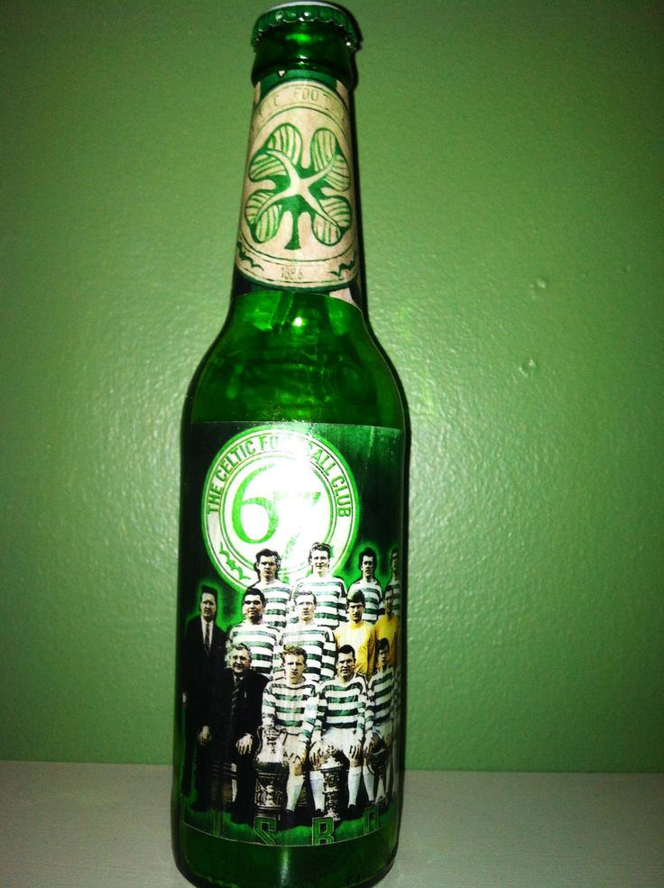 Celtic FC bottle