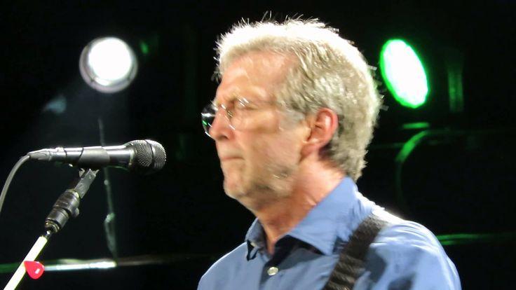 Eric Clapton Royal Albert Hall May 2015 I Shot The Sheriff