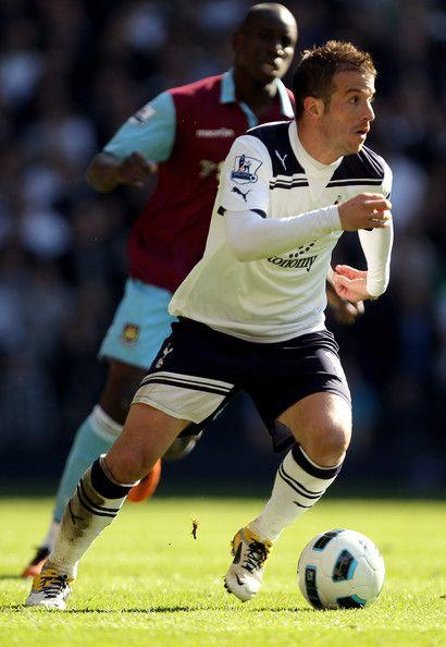Rafael Van Der Vaart Tottenham Hotspur.