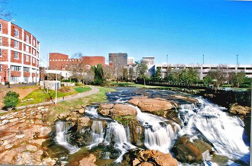 Greenville, South Carolina in South Carolina