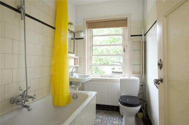 Mooi origineel badkamertje jaren '30 Gouda - Foto's [funda]
