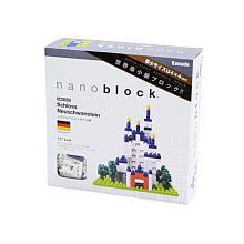 NanoBlock Sites to See - Castle
