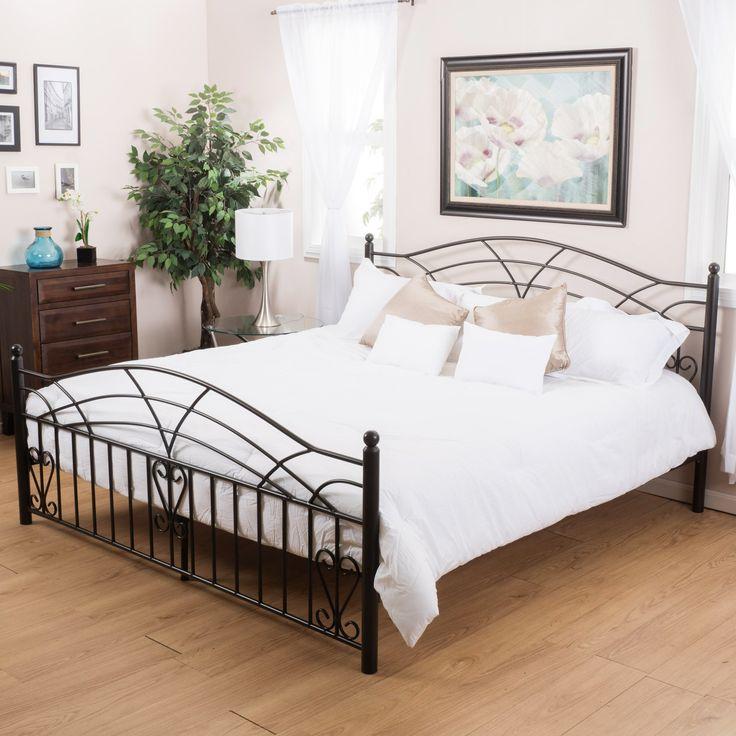 25+ Best Ideas About Black Iron Beds On Pinterest