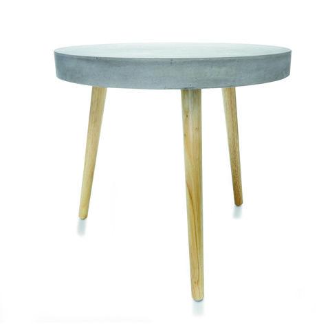 Kmart small coffee table 46hx50dia