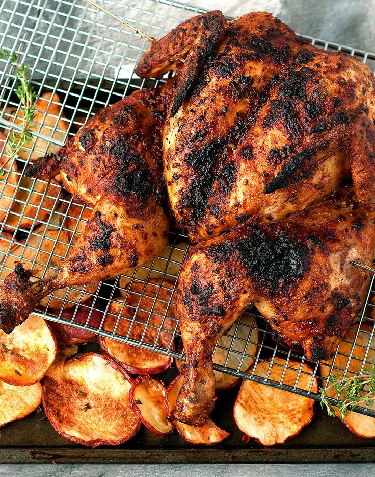 Portuguese Peri-Peri Chicken - The autumn weather has arrived - with winter close behind - and while I try to resist the cold, it's inevitable. I beg the weather gods to be gentle. I refuse to put away my …