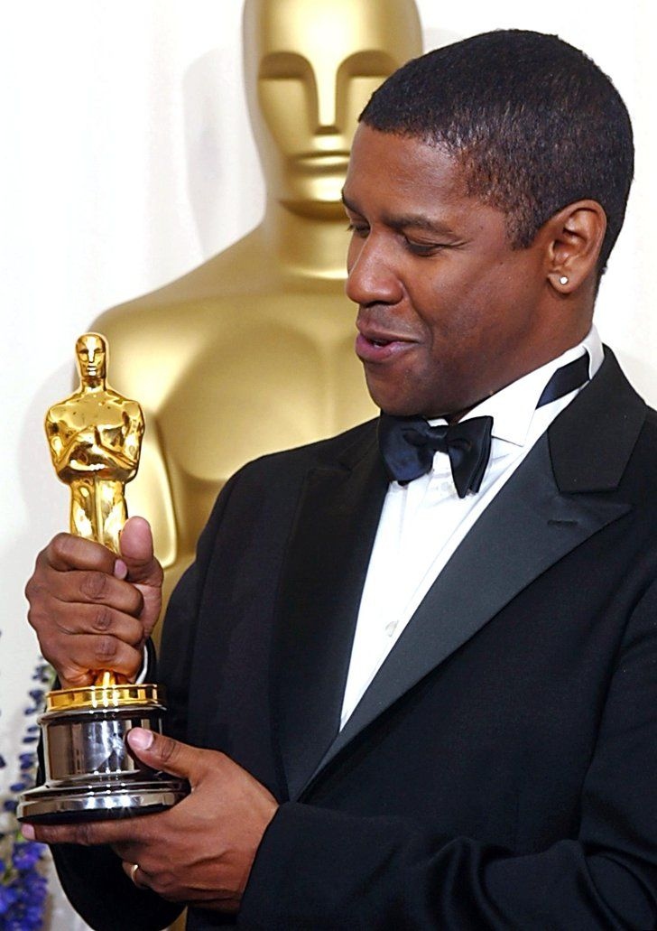 Pin for Later: The EGOT: Which Stars Are Almost There? Denzel Washington  Has: Two Oscars for Glory and Training Day and a Tony for Fences Needs: A Grammy and an Emmy