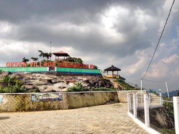 Wisata Green Village Gedangsari Gunung Kidul Yogyakarta