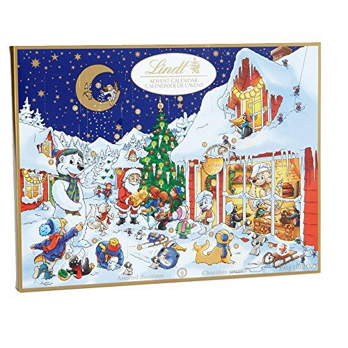 #grocerysale Little ones and grownup alike will eagerly count down to Christmas with the popular #Lindt Advent Calendar.