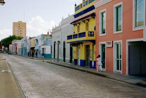 Calle 60, Mérida, Mexico