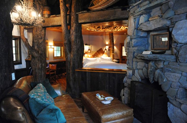 Romantic winter getaways unique architecturally for Romantic weekend getaways from dc