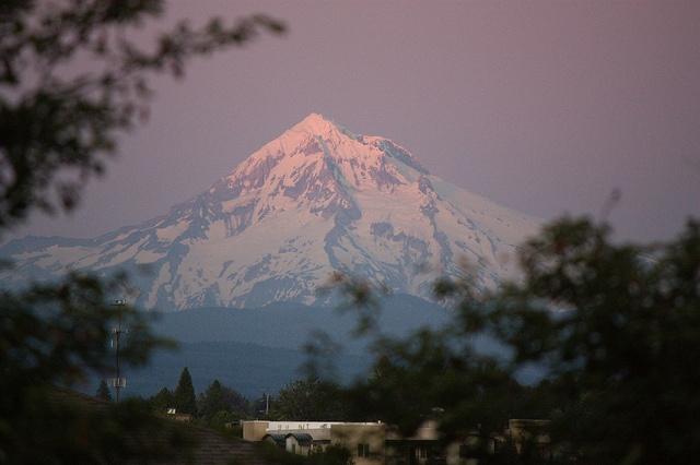Mt. Hood, Oregon by vcs.student