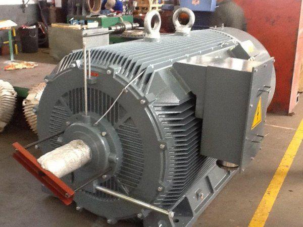 New WEM Medium Voltage electric motor - 1400kW 6Pole 3300volt Frame 560