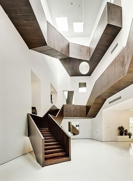 Escadas transformam o visual dos ambientes da casa | arktalk