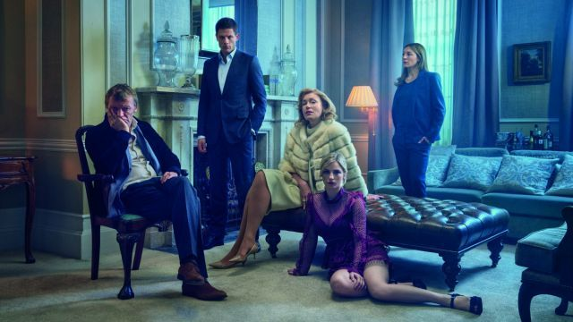 First Look at AMCs Limited Series McMafia   First look at AMCs limited series McMafia  AMC has released the first image from their upcoming limited series McMafia a new eight-part fast-paced global thriller which willpremiere next year on the cable network. Check it out in the gallery below!  James Norton stars in the series asAlex Godman the English-raised son of Russian exiles with a mafia history. Faye Marsay (Love Nina Game of Thrones) portrays Katya Alexs sister and Juliet Rylance (The…