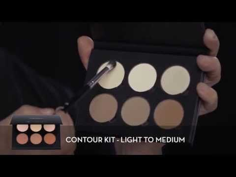 Anastasia Beverly Hills Contour Kit Light To Medium Ulta.com - Cosmetics, Fragrance, Salon and Beauty Gifts