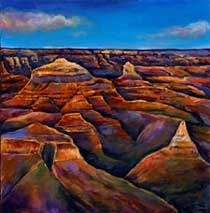 ...nature is very patient...hoodoos being shaped and re-shaped