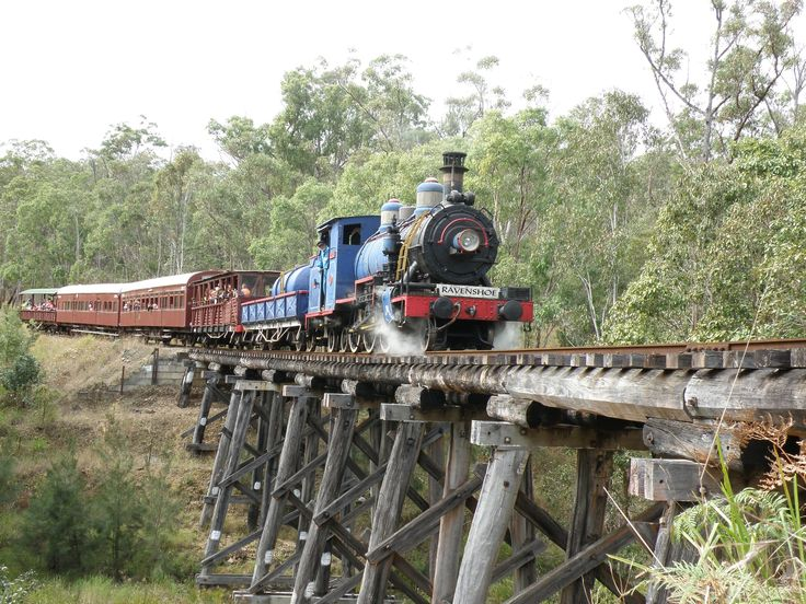 Ravenshoe Heritage Steam Railway