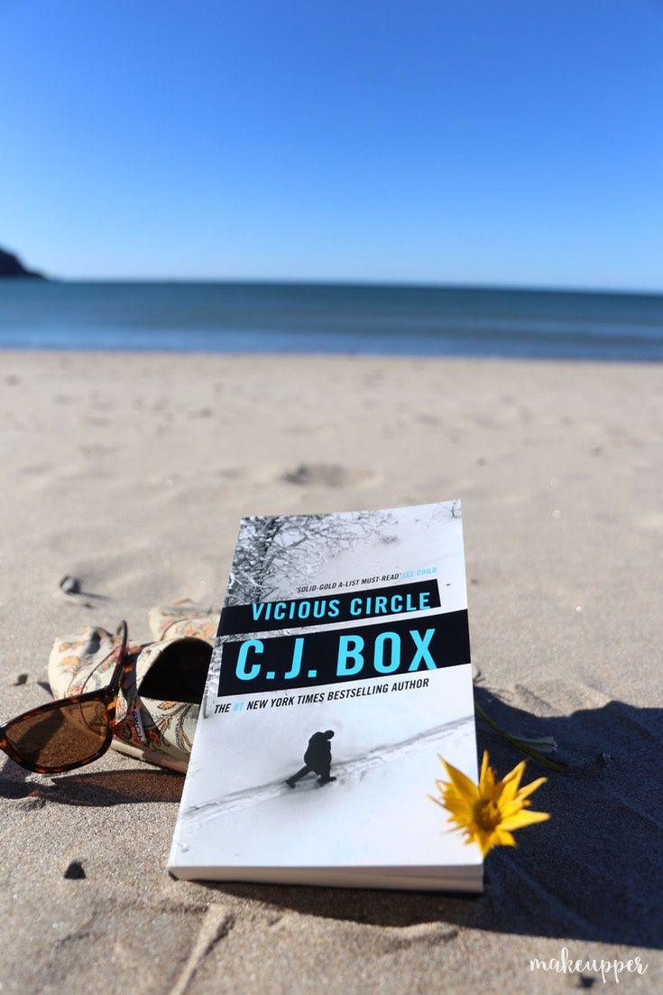 If you're wanting a good book to read this Summer, make sure you check out Vicious Circle By C. J. Box