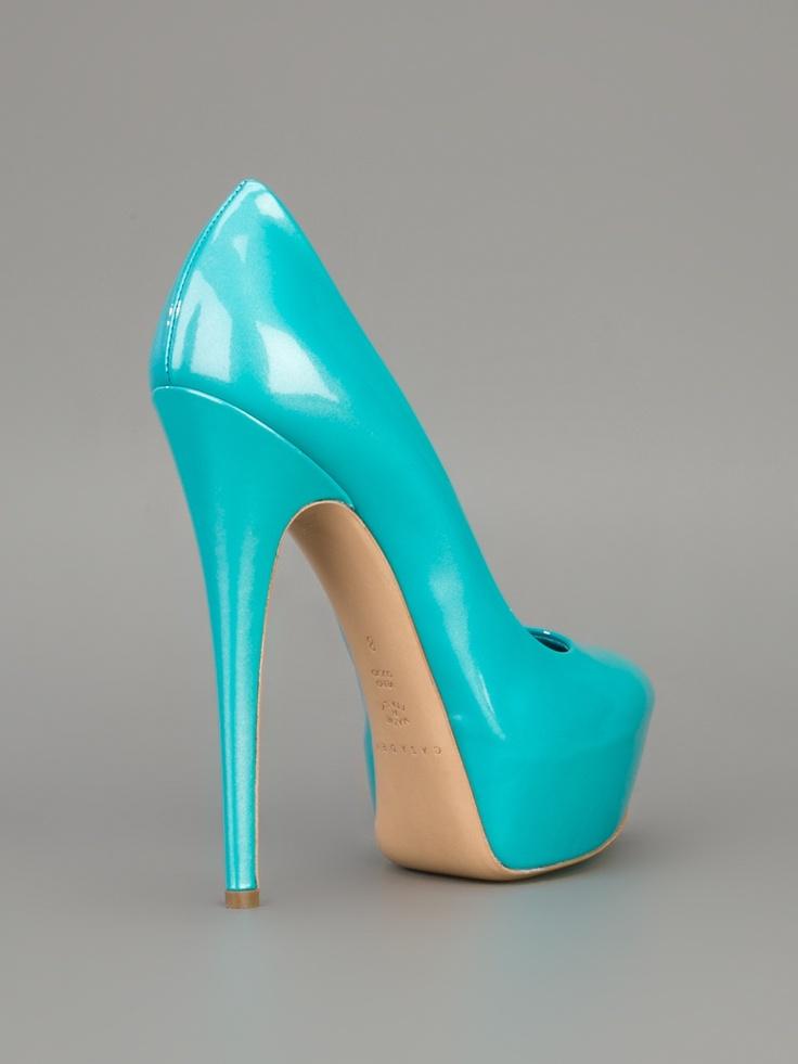 Sapato Azul. - Russo Capri