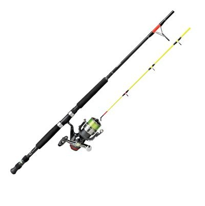 Zebco hawg seeker spinning rod and reel combo this is my for Fishing pole combo