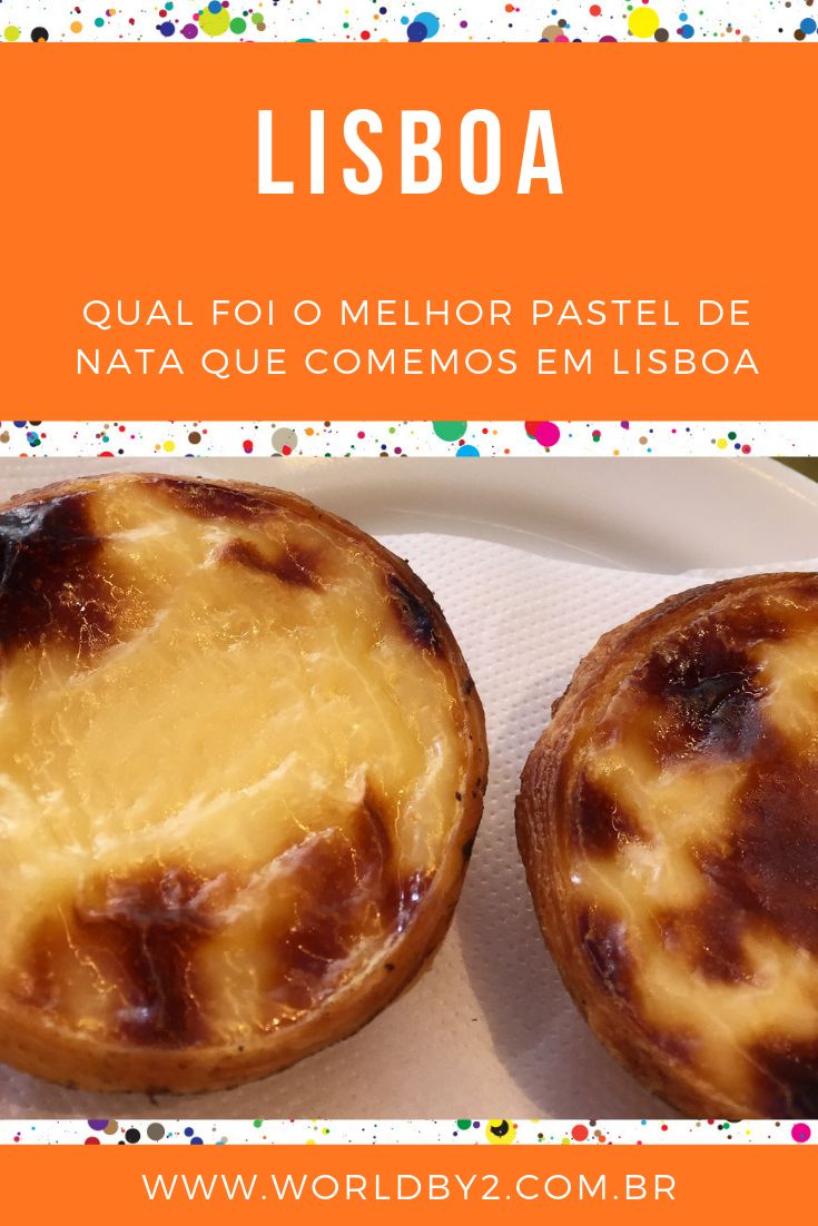 Qual a melhor pastelaria de creme que comemos em Lisboa   – Gastronomia | Viagem Gastronômica
