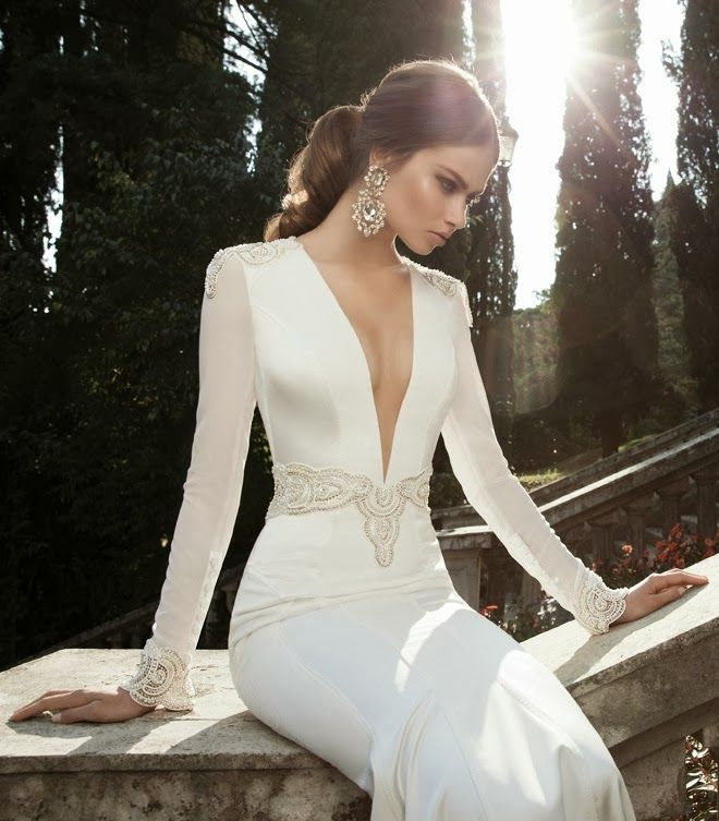 Winter Wedding Dresses – Belle The Magazine