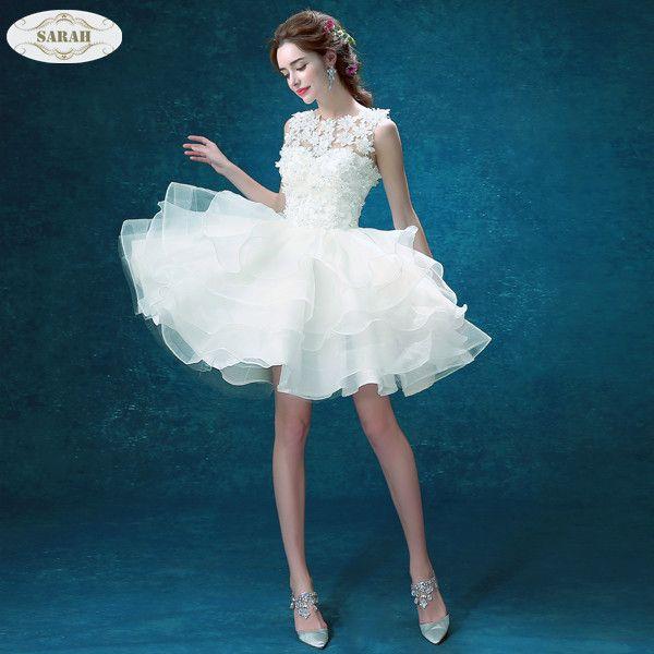 20 best 2016 NEW FASHION images on Pinterest | Bridal dresses, Short ...