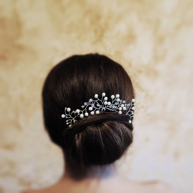 Lilly |  Set Of 3 Bridal Hair Pins Pearl Hair Pins Wedding Hair Jewelry  Wedding Accessory Bridal Headpiece wedding hair jewelry by RoyalBrides on Etsy