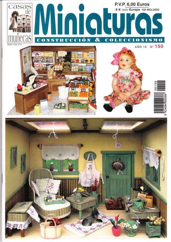 # Amor 46078 a mano estante con zierbogen cereza 1:12 casa de muñecas nuevo 741a