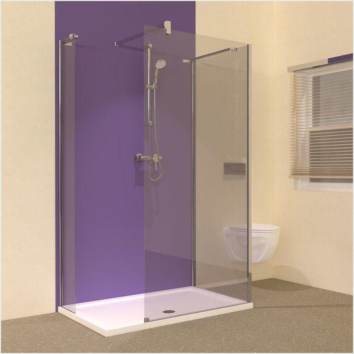 3 Sided Walk In Shower Enclosures | Zef Jam