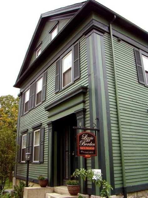 Lizzie Borden Bed & Breakfast - Fall River, MA