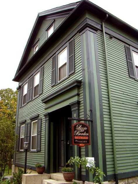 Lizzie Borden Bed Breakfast - Fall River, MA