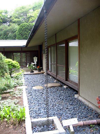 Japanese Garden Balcony