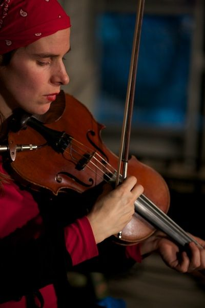 InspiratiePodium #6 Muziek Tessa Zoutendijk